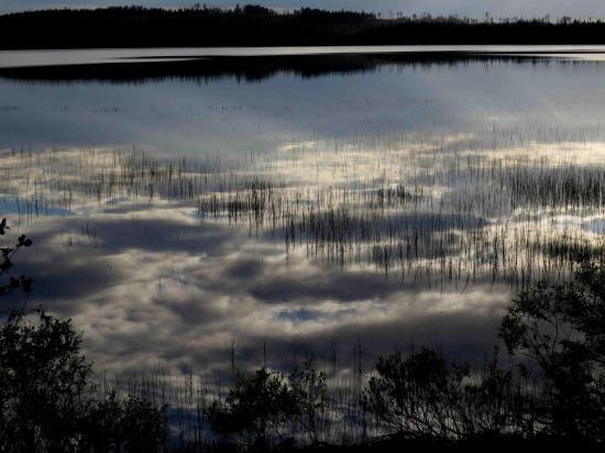 Lac de carelie finlande