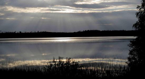Lac de finlande carelie