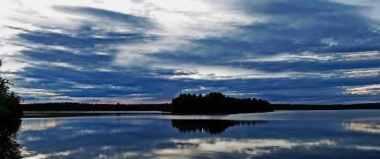 Lac finlandais 1