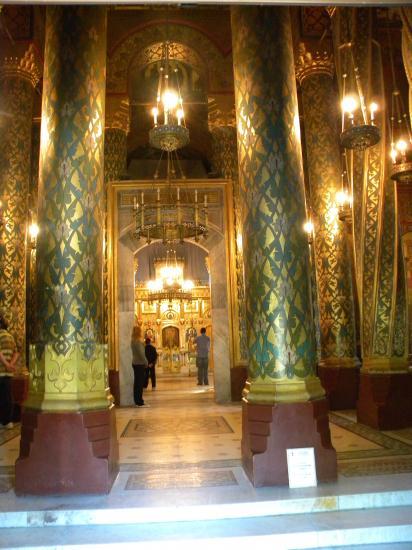 Monastères orthodoxes