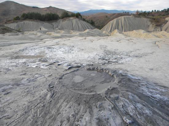 Volcan de boue